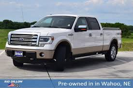 100 Lincoln Truck 2013 Ford F150 King Ranch Nissan Dealer In Nebraska New