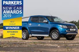 100 Mitsubishi Pickup Truck L200 Pickup Review 2015on Parkers