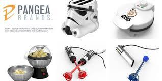 wars kitchen appliances from pangea brands starwars
