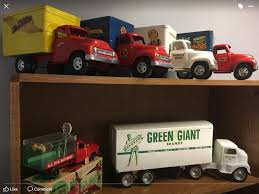 1950s Tonka Truck Collection   Old Toys   Pinterest Tonka Truck 44 Listings Vintage Tonka 3905 Turbo Diesel Cement Collectors Weekly Two Trucks Double Bottom Dump Hauler Car Carrier Toys Ihasta Motor Transport With 2 Corvettes Rare Vintage Old Truck Metal Diecast Part Antique Car Toy Toy Large Dumper An Original Buy Awesome 1950s Fire Engine Tfd Sold Ballard Consignment Metal