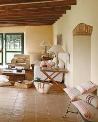 Great Spanish House In Rustic Style