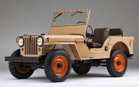 100 Jeep Willys Truck Classic 1945 CJ2A MotorTrend