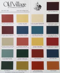 Primitive Living Room Colors by Primitive Paint Colors For Living Room And Th Century Color Pallet