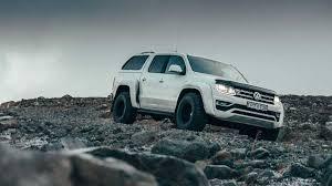 100 Toyota Artic Truck The Volkswagen Amarok AT35 Is Built To Conquer Arctic Terrain Maxim