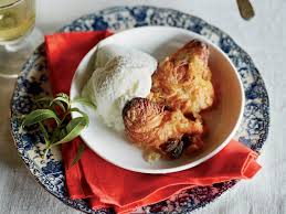 Japanese Pumpkin Pie Recipe by Pumpkin Pie Croissant Pudding Recipe Frédéric Morin Food U0026 Wine