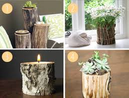 Alluring Vasesto Ideas Home Decor Crafts Wooden Table Candles