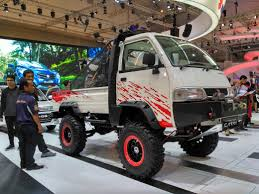 Kala Pickup Suzuki Carry Futura Jadi Kendaraan Off-Road - Otoniaga.com 2009 Suzuki Equator Pickup Truck Officially Official Rendering Harga Mobil Bekas Suzuki Carry 15 Pick Up 2015 Bekasi Otomartid Chiang Mai Thailand January 27 2017 Private Carry Pick Micro Machine The Kei Drift Speedhunters 2010 For Sale Stock No 65357 Japanese Used Brand New Super Cars For Sale In Myanmar Carsdb 2012 Crew Cab Rmz4 First Test Trend 1985 Mighty Boy Adamsgarage Sodomoto Ph Launches New Mini Truck Smes Motortechph Auto Shows News Car And Driver Review Drive Interior Specs Chiangmai Thailand August 20 Photo 319526246