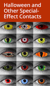 White Halloween Contacts Prescription by Best 25 Special Effect Contact Lenses Ideas On Pinterest Eye