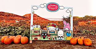 Irvine Pumpkin Patch Tanaka by We Head To Tanaka Farms For A Sanrio Themed Pumpkin Patch Oc Weekly
