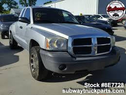 Used Parts 2007 Dodge Dakota 3.7L | Subway Truck Parts