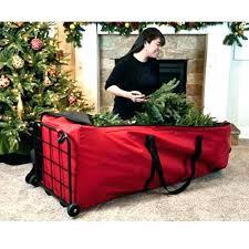 Trees Storage Bag Tree With Wheels Fancy Design Xmas Argos