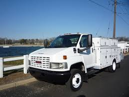 USED 2007 GMC C-5500 SERVICE - UTILITY TRUCK FOR SALE IN IN NEW ...
