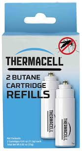Thermacell Mosquito Repellent Patio Lantern Refills by Amazon Com Thermacell C 2 Mosquito Repellent Butane Cartridge