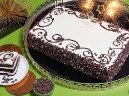 COLOSSAL Chocolate Chip Happy Birthday Sheet Cake