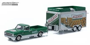 32040B 1:64 Krispy Kreme Food Truck Trailer | Kombi Rocks Shoppe