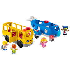 Buy Fisher Price Little People Lil Movers Airplane Toys