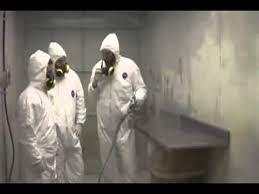 Bathtub Refinishing Training Classes by Napco Refinishing Training Spray Instruction Youtube