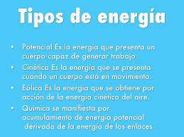 Tipos De Energia Cinetica Quimica