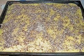 schneller ameisen kuchen vom blech