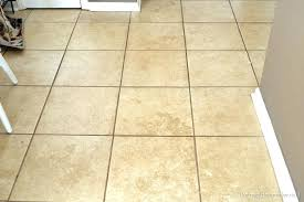 clean kitchen tile floors how to clean kitchen grout tile floor