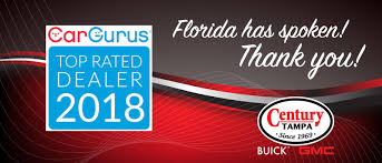 100 Tampa Truck Center Century Buick GMC Serving Lutz Brandon Clearwater Shoppers
