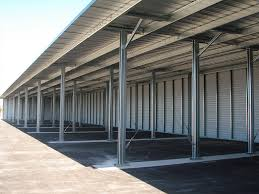 Rapid Building Solutions Provides Industry Leading RV Storage Canopy And Boat Structures Designed To Accommodate Nearly Any Or