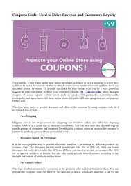 Coupons Code: Used To Drive Revenue And Customers Loyalty Discounts Coupons 19 Ways To Use Deals Drive Revenue Viral Launch Coupon Code 2019 Discount Review Guide Trenzy Commercial Plan 35 Off Code Used Drive Revenue And Customers Loyalty Take Advantage Of The Prelaunch Perk With Coupon Online Store Launch Get Your Early Adopter Full Review Amzlogy Vasanti Cosmetics Canada Celebrate New Website Bar Discount