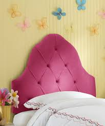Skyline Velvet Tufted Headboard by Headboards Trendy Bed Ideas Pink Tufted Headboard 108 Blogger