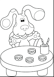 Crayola Mini Coloring Pages Doc Mcstuffins Blues Clues Online Games