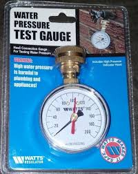 DIY How To Test Your Home Water Pressure