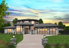 100 Downslope House Designs Northwest Modern Plans Modern Home Floor Plans