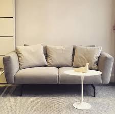 Eames Sofa Compact Uk by Avio Compact Sofa 2 Seater Couch Potato Company
