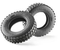 100 14 Truck Tires 1 Fulda Crossforce OffRoad 2 CA 1 Trailer