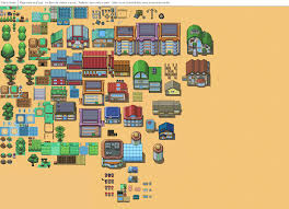 Tiled Map Editor Free Download by Mapping Tilesets