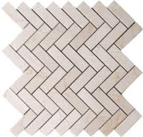crema marfil mosaic marble tiles made by for flooring