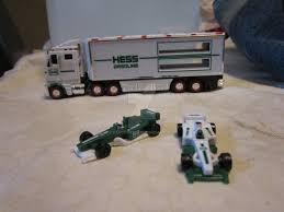 100 Hess Toy Trucks 2013 Mini Truck With Racers By Canona2200 On DeviantArt