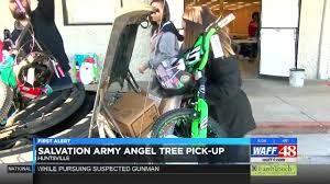 100 Salvation Army Truck Pick Up Angel Tree Pickup In Huntsville