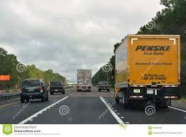 100 Truck Moving Rentals Penske Editorial Stock Image Image Of Storage 59652624
