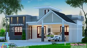 100 Cheap Modern House Designs 2 Bedroom Low Budget House 1013 Square Feet Design