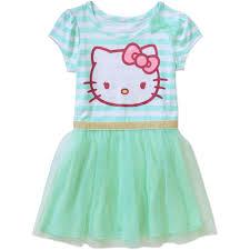 hello kitty toddler t shirt tutu dress fashion little