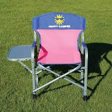 Kids' Director's Chair, Pink/Blue | Camping World Directors Chairs With Folding Side Table Youtube Mings Mark Stylish Camping Brown Full Back Chair Costway Compact Alinum Cup Deluxe Tall Director W And Holder Side Table Cooler Old Man Emu Adventure 4x4 With Black 156743 Rv Outdoor Meerkat Bushtec Heavy Duty Marquee Alinium Home Portable Pnic Set Double Chairumbrellatable Blue Shop Outsunny Steel Camp