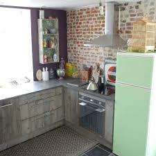 relooker une cuisine rustique en moderne cuisine en photos relooking rustique repeindre moderne