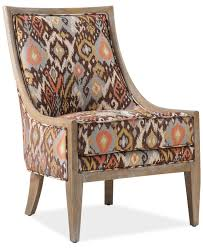 Helena Printed Fabric Accent Chair, Direct Ship - Chairs & Recliners ...