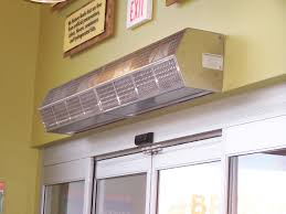 Berner Air Curtain Arc12 by Commercial High Performance 10 Berner