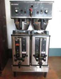 Bunn 27900 0001 Dual Soft Heat Industrial Coffee
