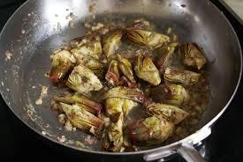comment cuisiner des artichauts préparer un artichaut poivrade à la cuisson