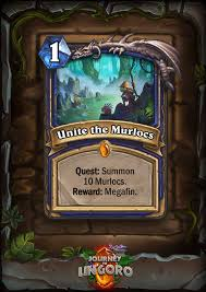 Hearthstone Shaman Murloc Rush Deck by Hearthstone Journey To Un U0027goro Expansion Review Mmohuts