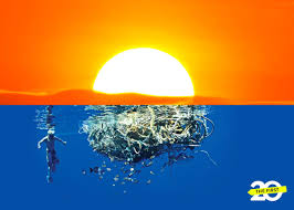 Sinking Islands In The South Pacific by The Great Pacific Garbage Patch Was The Myth We Needed To Save Our