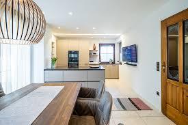 projekt p küche esszimmer hoflehner interiors
