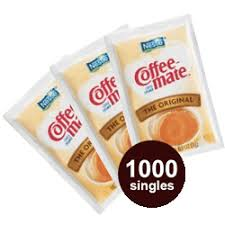 Coffee Mate Whitener Sachets